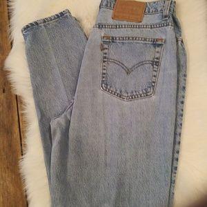 Levi's 512 plus size women's jeans